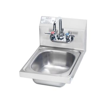 11568 - Krowne - HS-9L - 12 in Wall Mount Hand Sink With Faucet Product Image