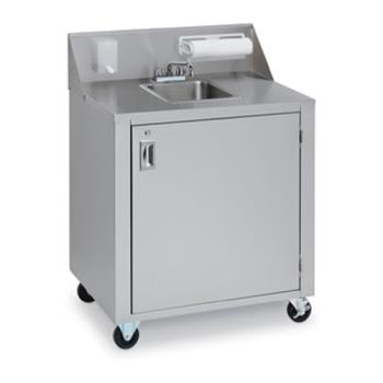CROCVPHS1 - Crown Verity - CVPHS-1 - Portable 1-Compartment Hand Sink Product Image