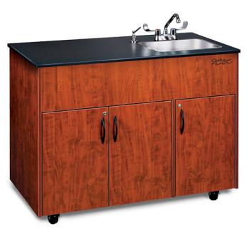 OZRADAVCLMSS1DN - Ozark River - ADAVC-LM-SS1DN - Advantage Series SS/Laminate Portable Hand Sink Product Image
