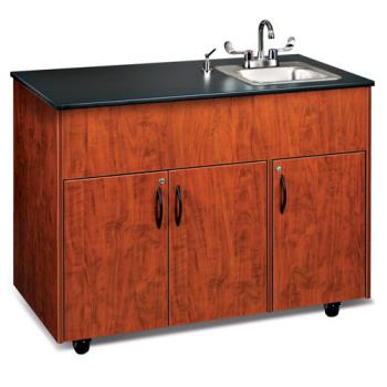 OZRADAVCLMSS1N - Ozark River - ADAVC-LM-SS1N - Advantage Series SS/Laminate Portable Hand Sink Product Image