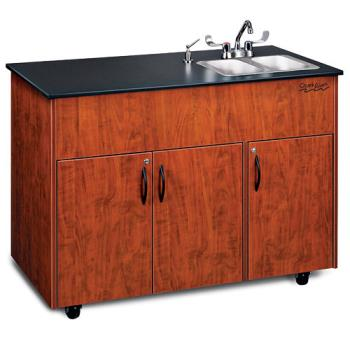 OZRADAVCLMSS2N - Ozark River - ADAVC-LM-SS2N - Advantage Series SS/Laminate Portable Hand Sink Product Image