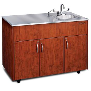 OZRADAVCSSSS1N - Ozark River - ADAVC-SS-SS1N - Silver Advantage Series SS Portable Hand Sink Product Image