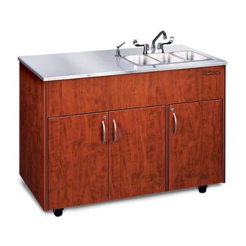OZRADAVCSSSS3N - Ozark River - ADAVC-SS-SS3N - Silver Advantage Series SS Portable Hand Sink Product Image
