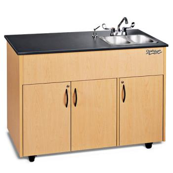 OZRADAVMLMSS2N - Ozark River - ADAVM-LM-SS2N - Advantage Series SS/Laminate Portable Hand Sink Product Image