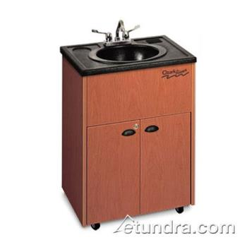OZRADSTCABAB1 - Ozark River - ADSTC-AB-AB1 - Premier Series ABS/Cherry Portable Hand Sink Product Image