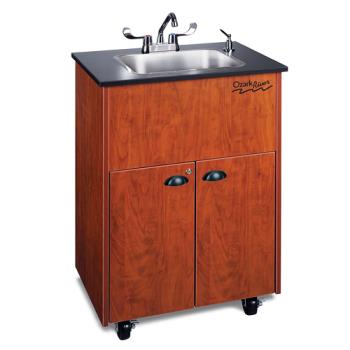 OZRADSTCLMSS1DN - Ozark River - ADSTC-LM-SS1DN - Premier Series SS/Laminate Portable Hand Sink Product Image