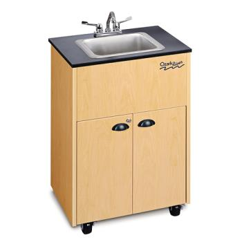 OZADSTMLMSSIN - Ozark River - ADSTM-LM-SS1N - Premier Series SS/Laminate Portable Hand Sink Product Image