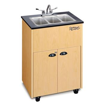 OZRADSTMLMSS3N - Ozark River - ADSTM-LM-SS3N - Premier Series SS/Laminate Portable Hand Sink Product Image