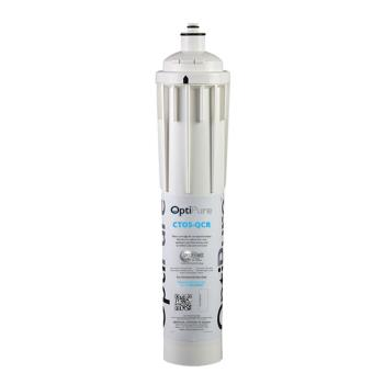 OPTCTOQCR - OptiPure - CTO‐QCR - Qwik-Twist Hot/Cold Beverage Dispenser Replacement Water Filter Cartridge Product Image