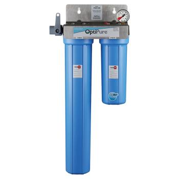 OPTFXI11CR - OptiPure - FXI11+CR - Dual Water Filter Assembly Product Image