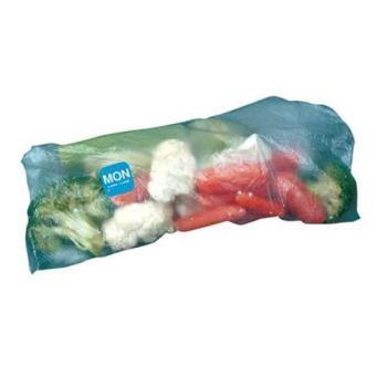 "DAY110208 - DayMark - 110208 - 10"" x 8.5"" Saddlepack Clear Portion Bag Product Image"