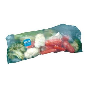 "DAY110210 - DayMark - 110210 - 6.5"" x 7"" Saddlepack Clear Portion Bag Product Image"