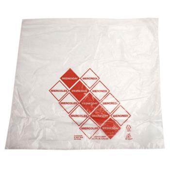 "DAY110918 - DayMark - 110918 - 10"" x 8.5"" Saddlepack Red Portion Bag Product Image"