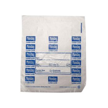 "DAY113013 - DayMark - 113013 - 5.5"" x 5.5"" Saddlepack Monday Portion Bag Product Image"