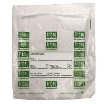 "DAY114201 - DayMark - 114201 - 8.5"" x 8.5"" Saddlepack Friday Portion Bag Product Image"