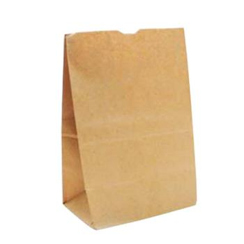58200 - Durobag - 80982 - 12 lb Kraft Grocery Bag Product Image