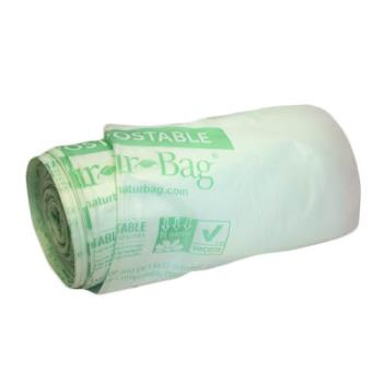 57188 - Natur Bag - NT1025-X-00010 - 13 gal Single Roll Compostable Liners Product Image