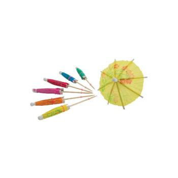 WINPKP4 - Winco - PK-P4 - Umbrella Picks Product Image