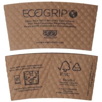 56109 - Eco-Products - EG-2000 - EcoGrip™ Hot Cup Sleeves Product Image