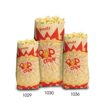 PAR1030 - Paragon - 1030 - Popcorn Bags-Medium- 1.5 oz. Product Image