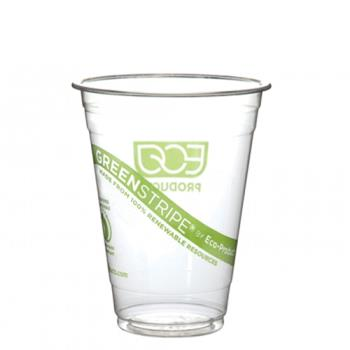 56103 - Eco-Products - EP-CC20-GS - 20 oz GreenStripe® Cold Corn Cups Product Image