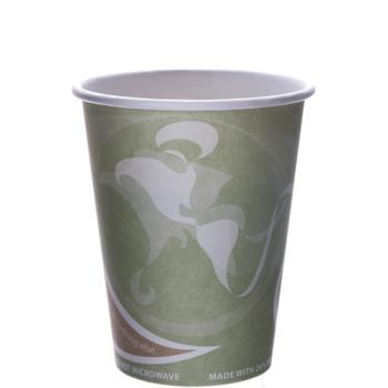 57161 - Eco-Products - EP-BRHC12-EWPK - 12 oz Evolution World™ Hot Cups Convenience Pack Product Image