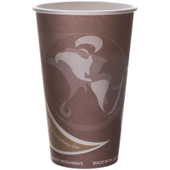 56139 - Eco-Products - EP-BRHC16-EW - 16 oz Evolution World™ Hot Cups Product Image