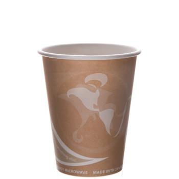 57159 - Eco-Products - EP-BRHC8-EWPK - 8 oz Evolution World™ Hot Cups Convenience Pack Product Image