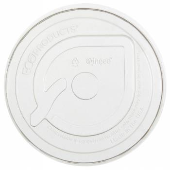 56105 - Eco-Products - EP-FLCC - 9-24 oz Flat Corn Cup Lids Product Image