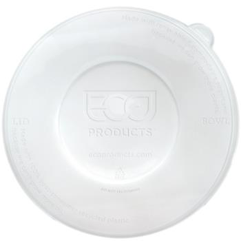56202 - Eco-Products - EP-BLRLID - WorldView™ Recycled Content Sugarcane Bowl Lids Product Image