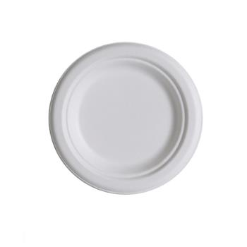 56119 - Eco-Products - EP-P016 - 6 in Sugarcane Plates Product Image
