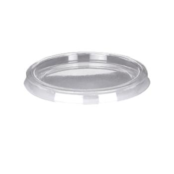 57142 - Eco-Products - EP-PCLID - 2-4 oz Renewable and Compostable Portion Cup Lids Product Image