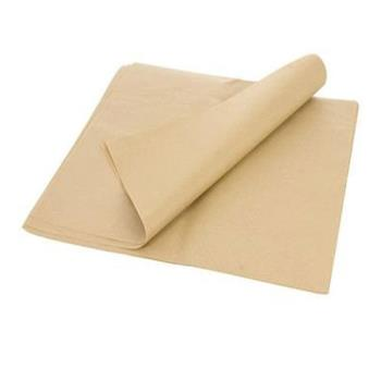 "59770 - Brown Paper Goods - 7B12NK - 12"" x 12"" Grease Proof Deli Paper Product Image"
