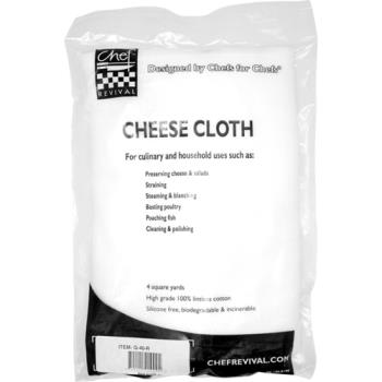 58290 - San Jamar - G-40-R - Grade 40 Cheesecloth Product Image