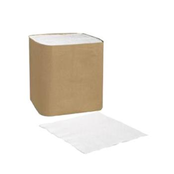 58400 - Commercial - 15 in x 17 in White Napkin Product Image