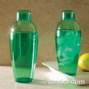 EMICS14GR - EMI Yoshi - EMI-CS14 - 14 oz Clear Green Cocktail Shaker Product Image