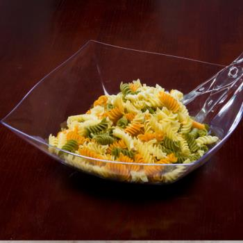 EMISB128CL - EMI Yoshi - EMI-SB128 - 128 oz Clear Square Serving Bowl Product Image