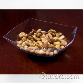 EMISB32CL - EMI Yoshi - EMI-SB32 - 32 oz Clear Square Serving Bowl Product Image