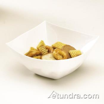 EMISB8WH - EMI Yoshi - EMI-SB8 - 8 oz White Square Serving Bowl Product Image