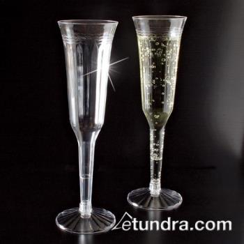 EMIREFC5 - EMI Yoshi - EMI-REFC5 - 5 oz Clear 2-Piece Fluted Champagne Glass Product Image