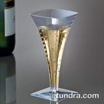 EMISFC2 - EMI Yoshi - EMI-SFC2 - 2 oz Clear Mini Square Champagne Glass Product Image
