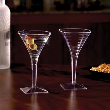 EMISMTG8 - EMI Yoshi - EMI-SMTG8 - 8 oz Square Martini Glass Product Image