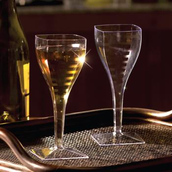 EMISWG8 - EMI Yoshi - EMI-SWG8 - 8 oz Clear Square Wine Glass Product Image