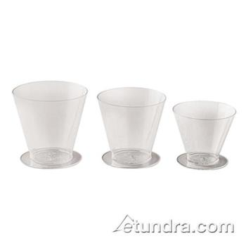 WOR4835202 - World Cuisine - 48352-02 - 4.1 oz Disposable Glass Product Image