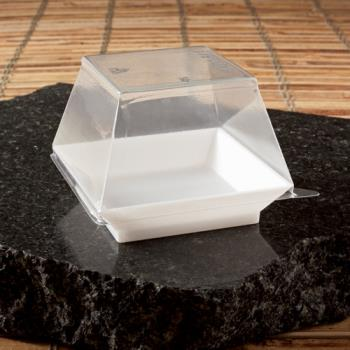 EMI605LP - EMI Yoshi - EMI-605LP - 1 oz Clear Sampler Dish Lid Product Image