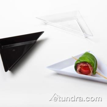 EMI628 - EMI Yoshi - EMI-628 - 1 oz Clear Mini Triangle Dish Product Image