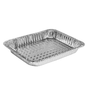 18628 - Handi-Foil - 320-35-100 - 1/2 Size Aluminum Steam Table Pan Product Image