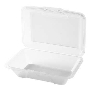 GETEC041CL - GET Enterprises - EC-04-1-CL - Eco-Takeouts 1-Comp Container Product Image