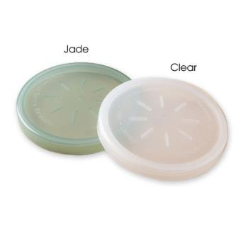 GETEC07LIDJA - GET Enterprises - EC-07-LID-JA - Eco-Takeouts Jade Replacement Lid for EC-07 Product Image