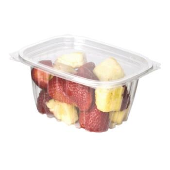 57144 - Eco-Products - EP-RC16 - 16 oz PLA Rectangular Deli Containers with  Lids Product Image